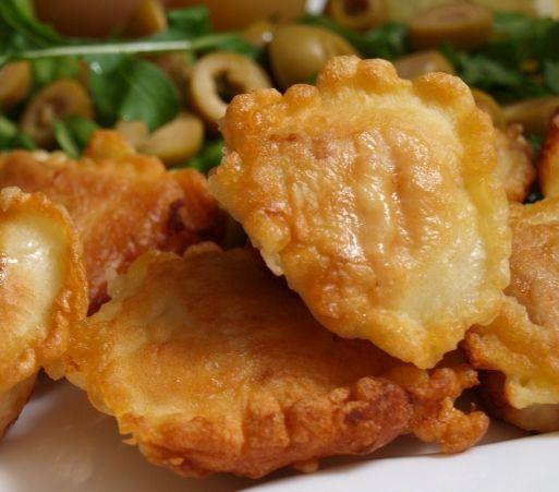 Красная рыба в кляре рецепт